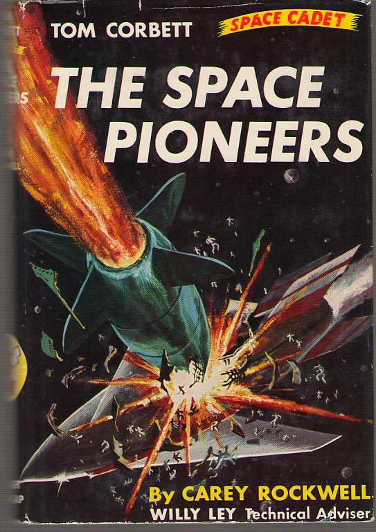 Image for The Space Pioneers