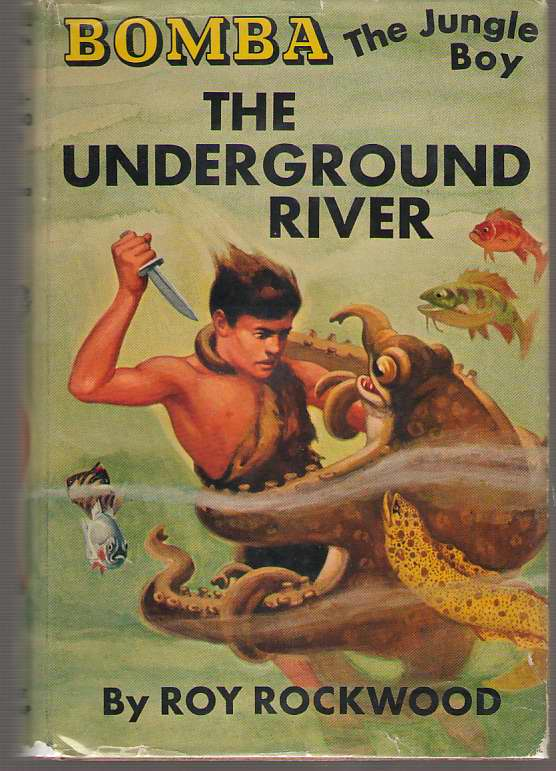 Image for Bomba the Jungle Boy on the Underground River