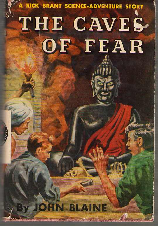 Image for The Caves Of Fear