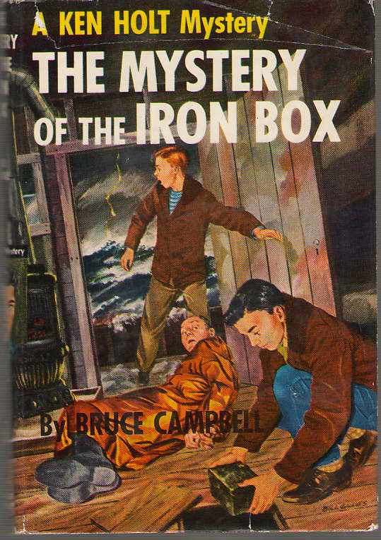 Image for The Mystery Of The Iron Box
