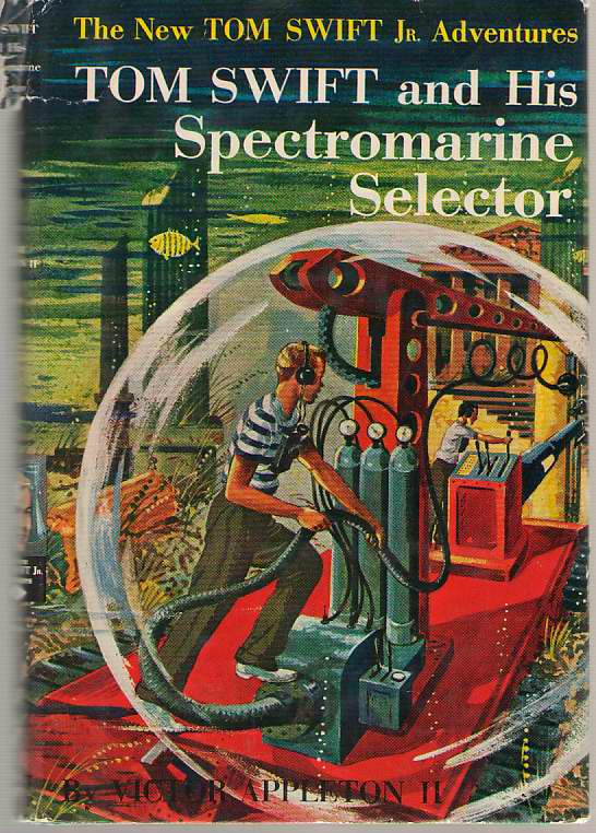 Image for Tom Swift and His Spectromarine Selector