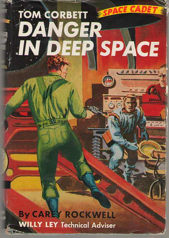 Image for Danger In Deep Space