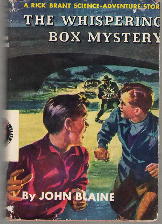 Image for The Whispering Box Mystery