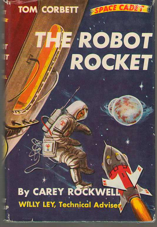 Image for The Robot Rocket