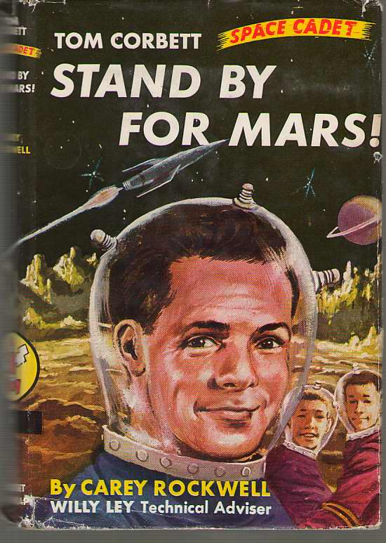 Image for Stand By For Mars