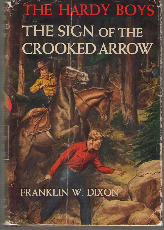 Image for The Sign Of The Crooked Arrow