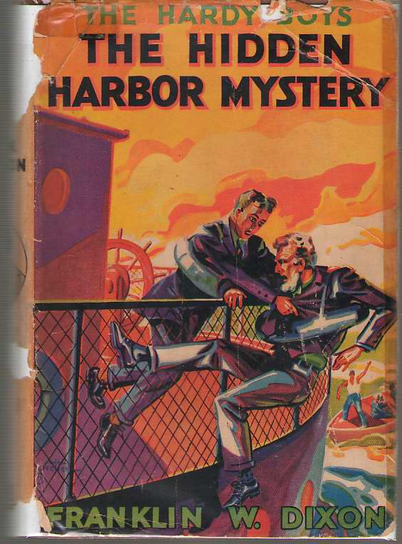 Image for The Hidden Harbor Mystery