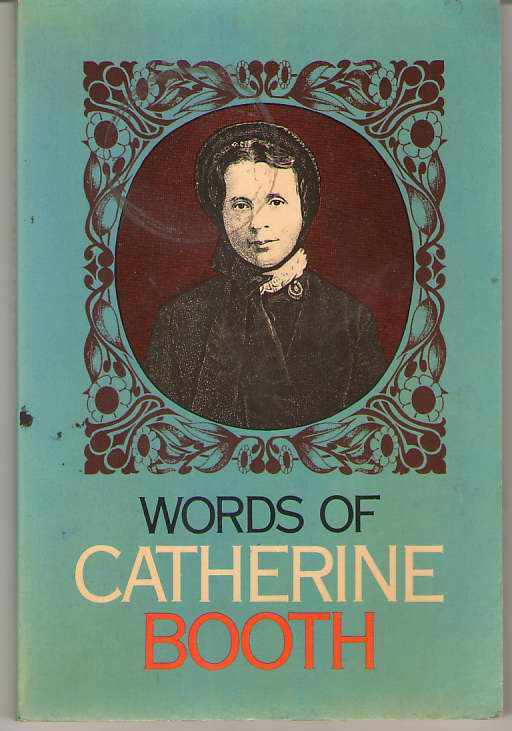 Image for Words of Catherine Booth