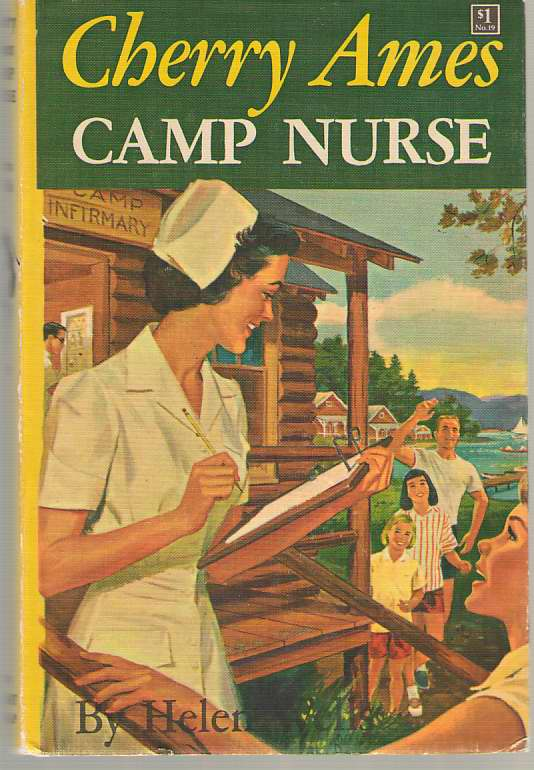 Image for Cherry Ames, Camp Nurse