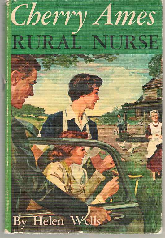 Image for Cherry Ames, Rural Nurse