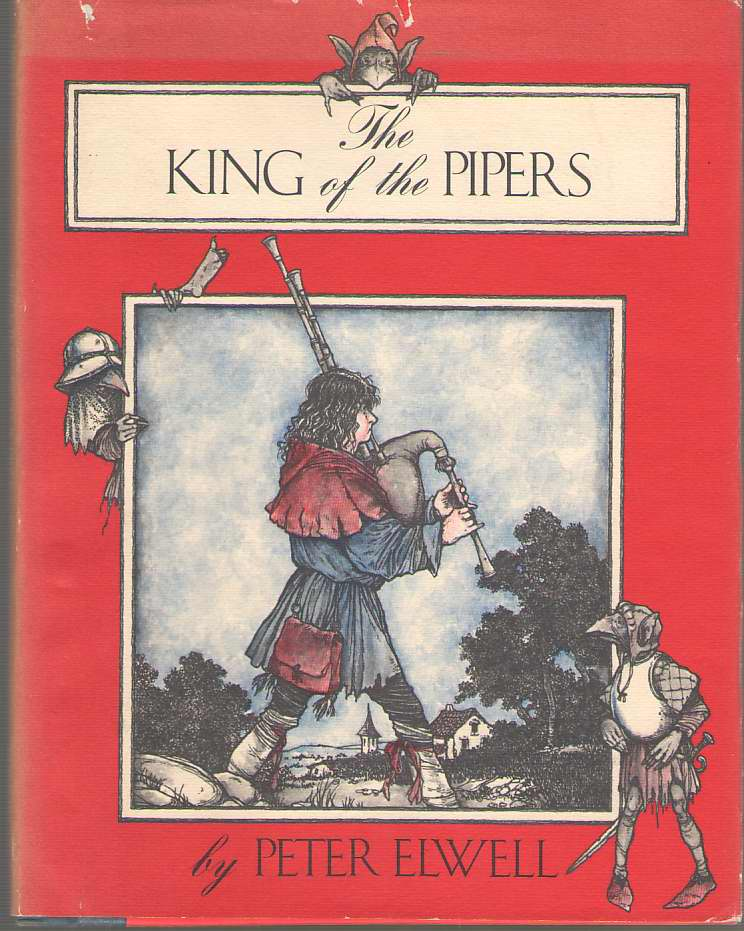 Image for The King Of The Pipers