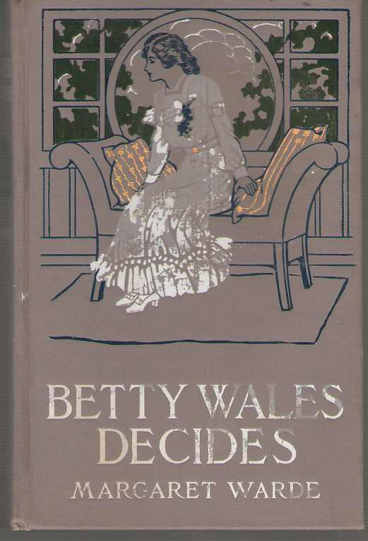 Image for Betty Wales Decides