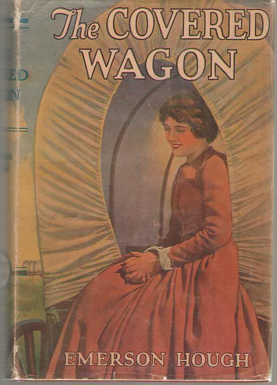 Image for The Covered Wagon Photoplay Edition
