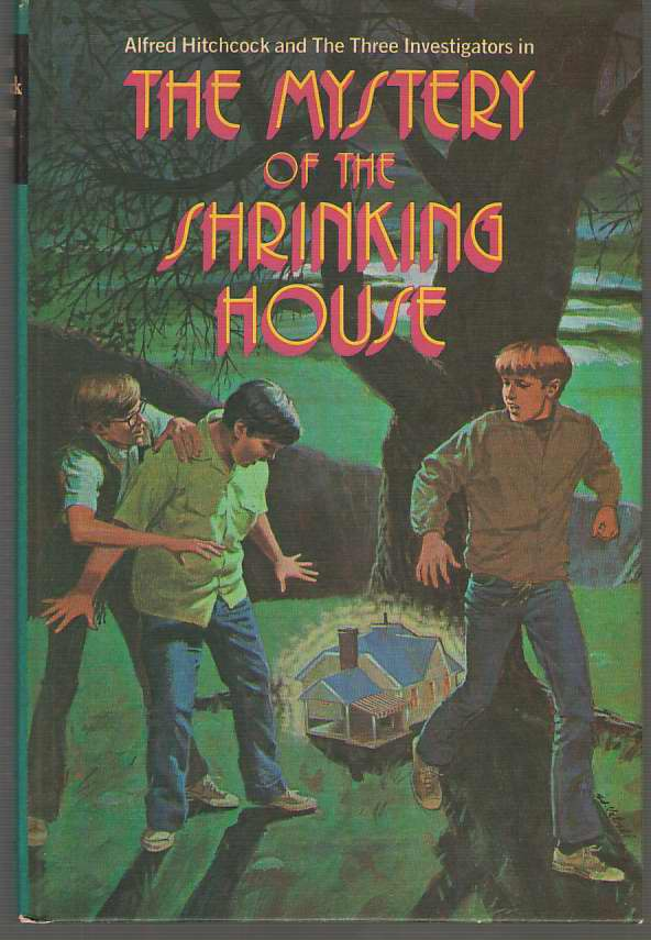 Image for The Mystery Of The Shrinking House