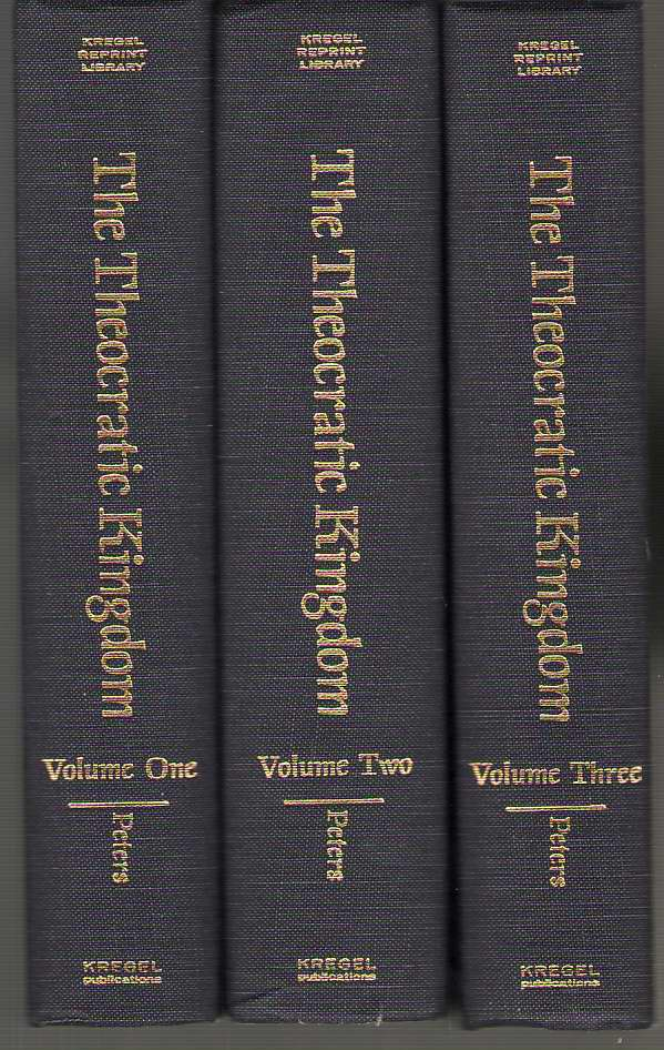 Image for The Theocratic Kingdom, 3 Volume Set