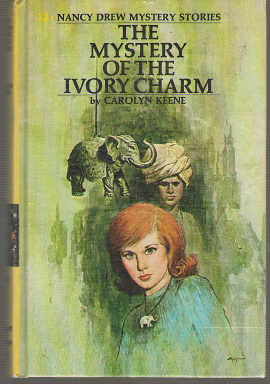Image for The Mystery Of The Ivory Charm