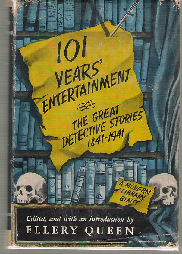 Image for 101 Years' Entertainment; The Great Detective Stories, 1841-1941