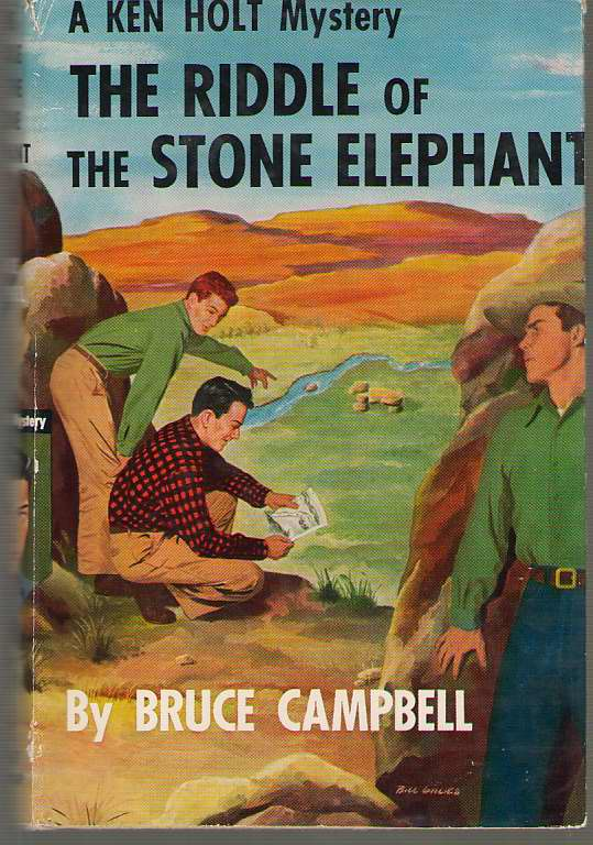 Image for The Riddle Of The Stone Elephant
