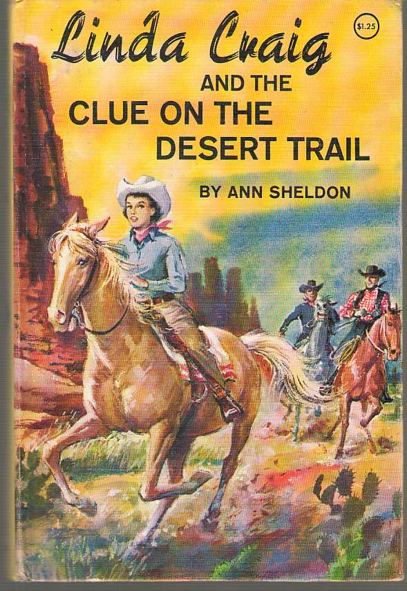 Image for Linda Craig And The Clue On The Desert Trail