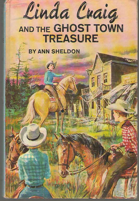 Image for Linda Craig And The Ghost Town Treasure
