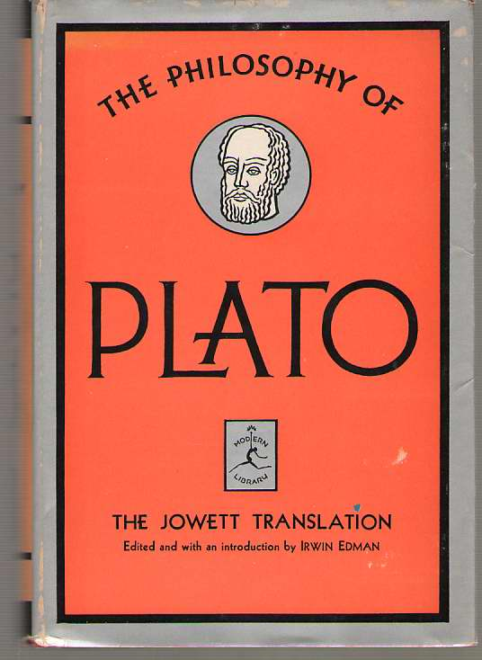 Image for The Works Of Plato The Jowett Translation