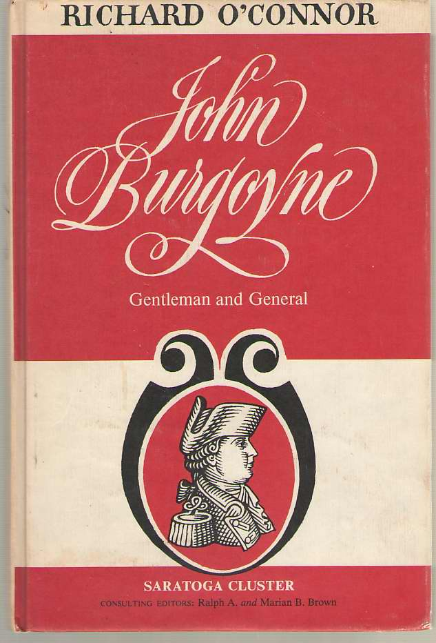 Image for John Burgoyne Gentleman and General
