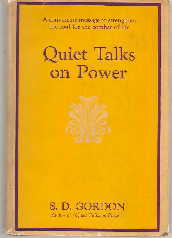Image for Quiet Talks On Power