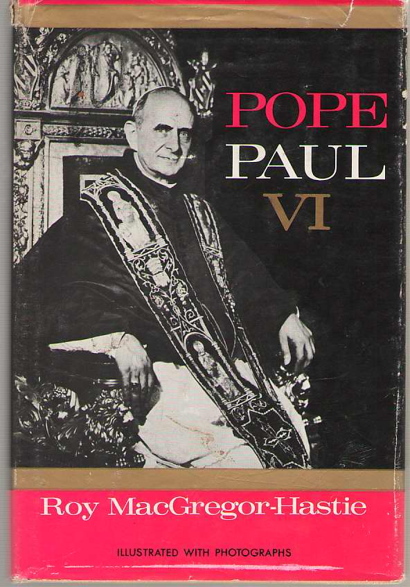 Image for Pope Paul VI