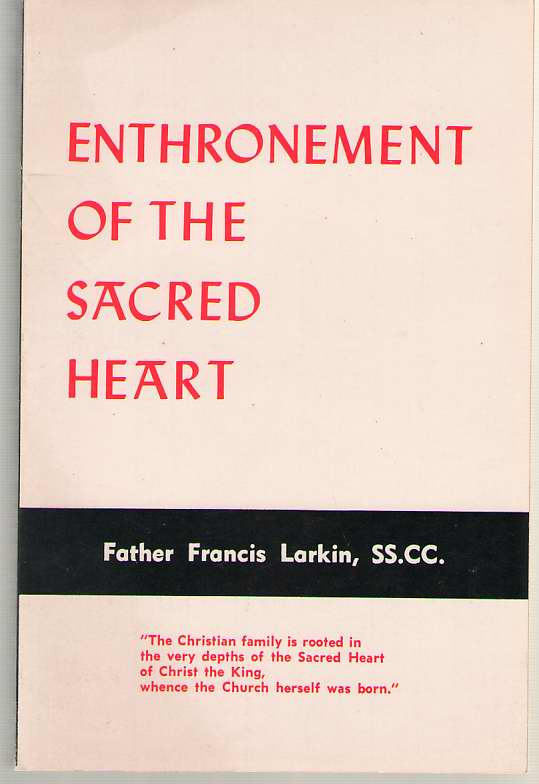 Image for Enthronement of the Sacred Heart