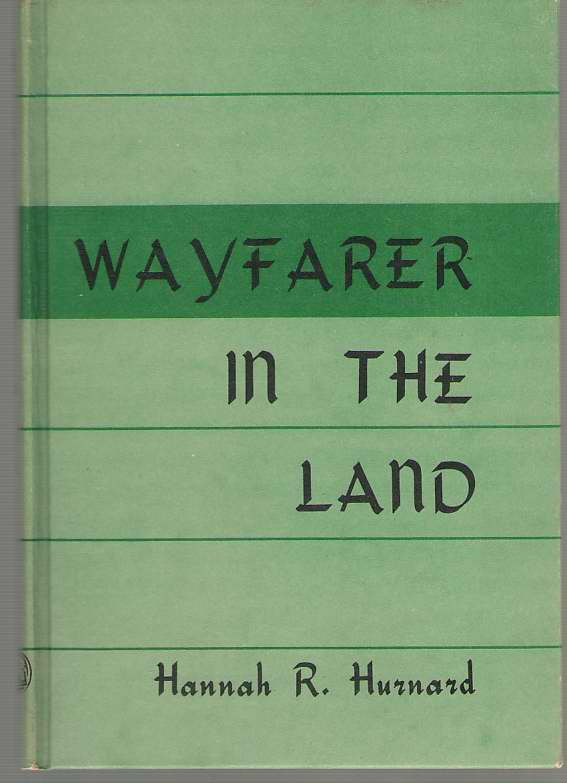 Image for Wayfarer In The Land