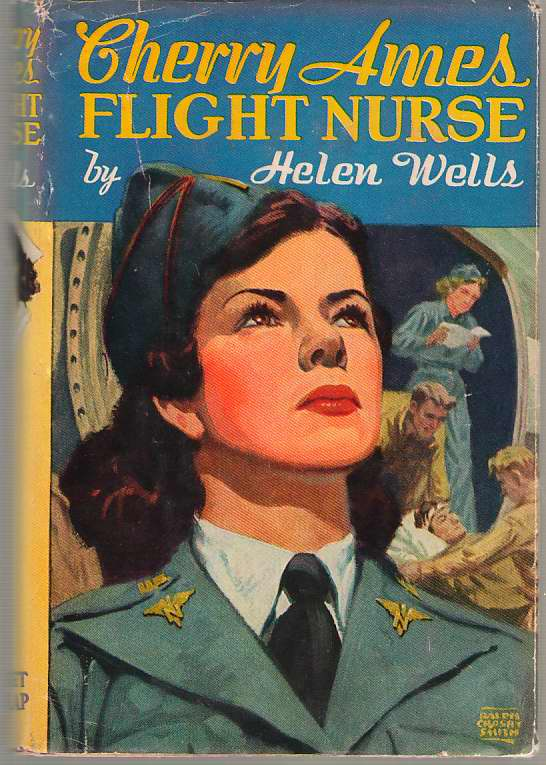 Image for Cherry Ames, Flight Nurse