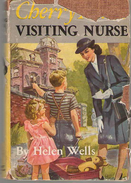 Image for Cherry Ames, Visiting Nurse