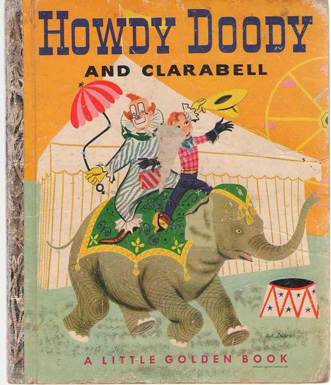 Image for Howdy Doody And Clarabell