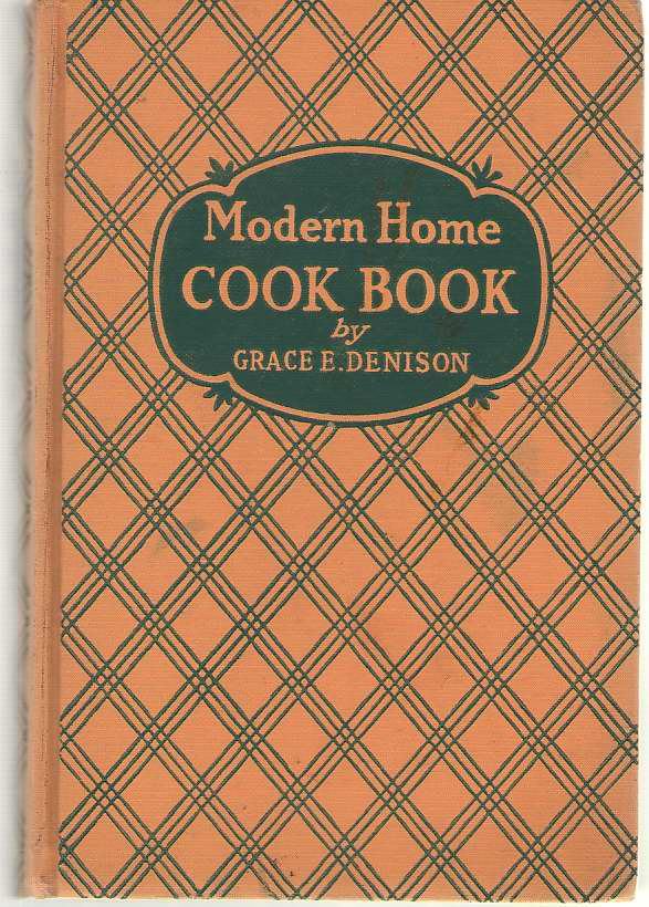 Image for Modern Home Cook Book