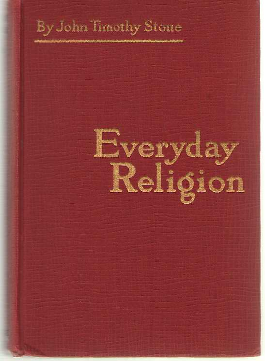 Image for Everyday Religion A Book of Applied Christianity