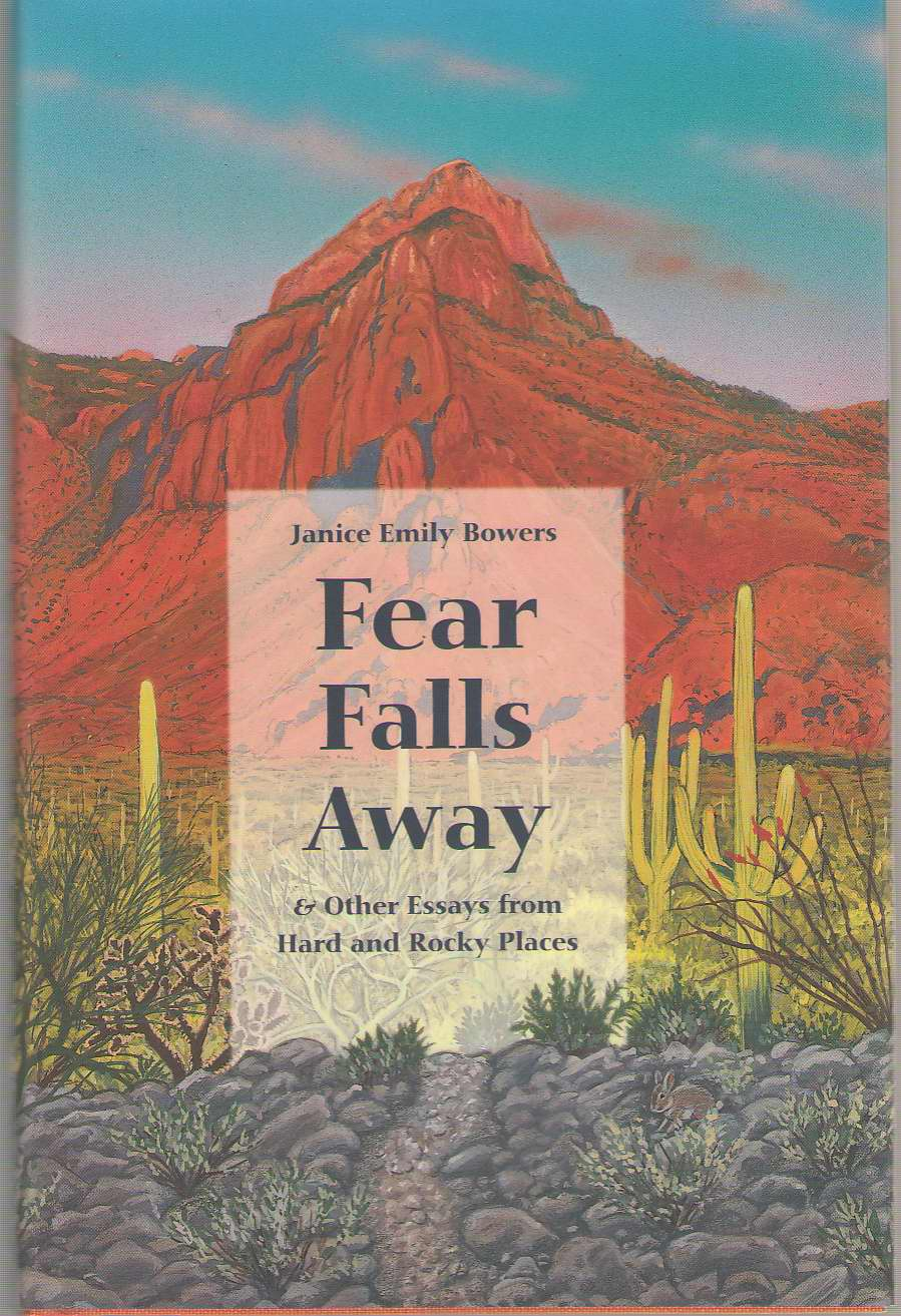 Image for Fear Falls Away And Other Essays From Hard And Rocky Places