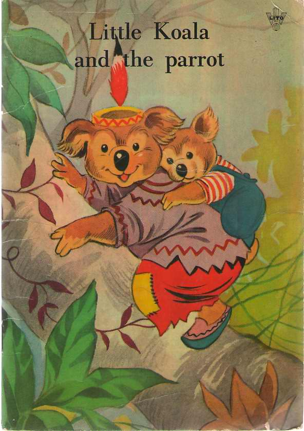 Image for Little Koala And The Parrot