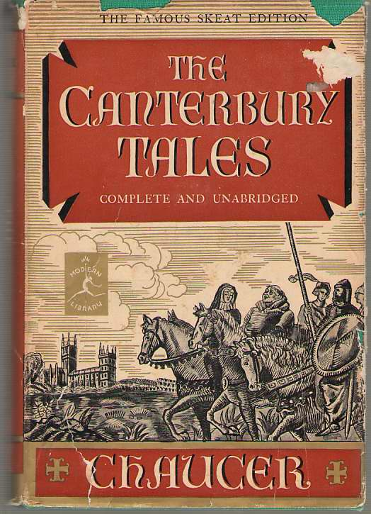 Image for The Canterbury Tales