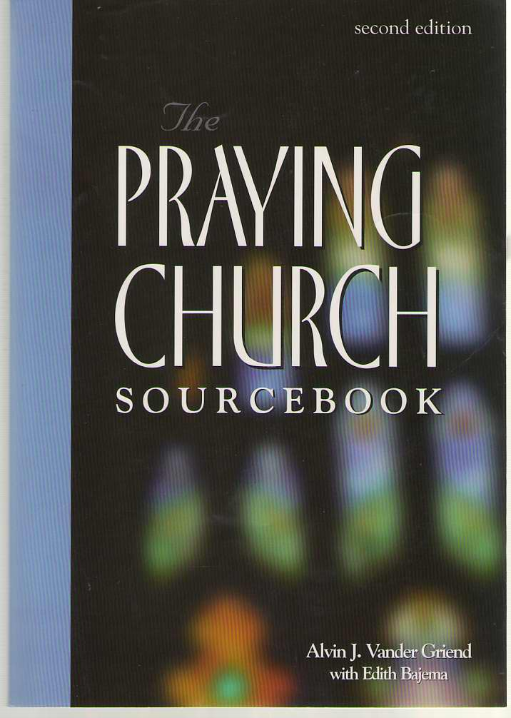 Image for The Praying Church Sourcebook