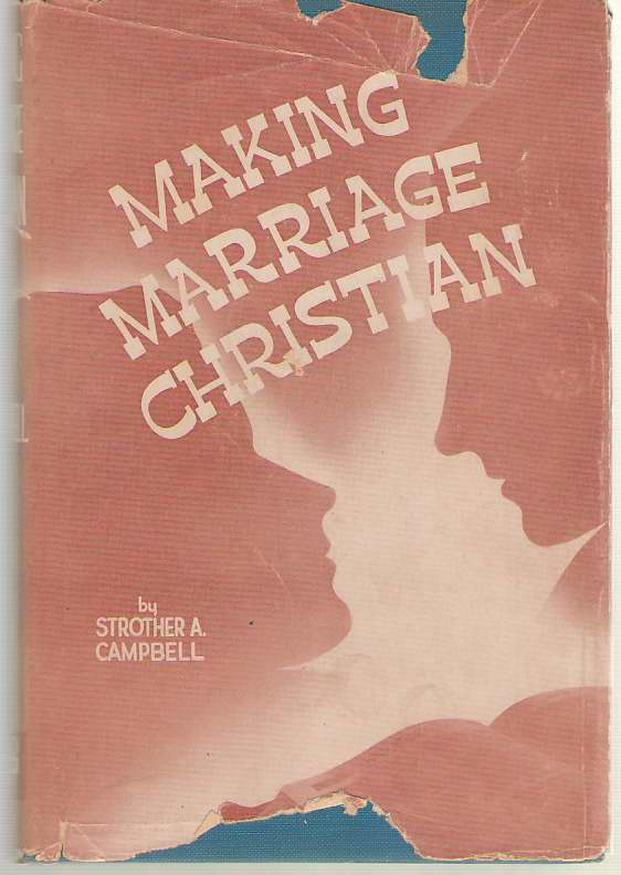 Image for Making Marriage Christian
