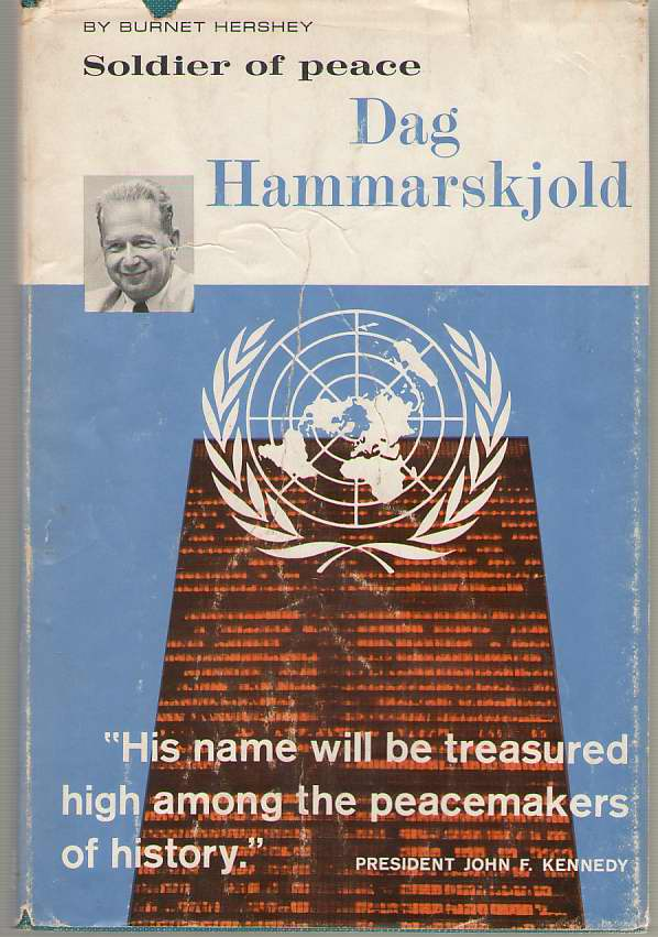 Image for Dag Hammarskjold Soldier of Peace