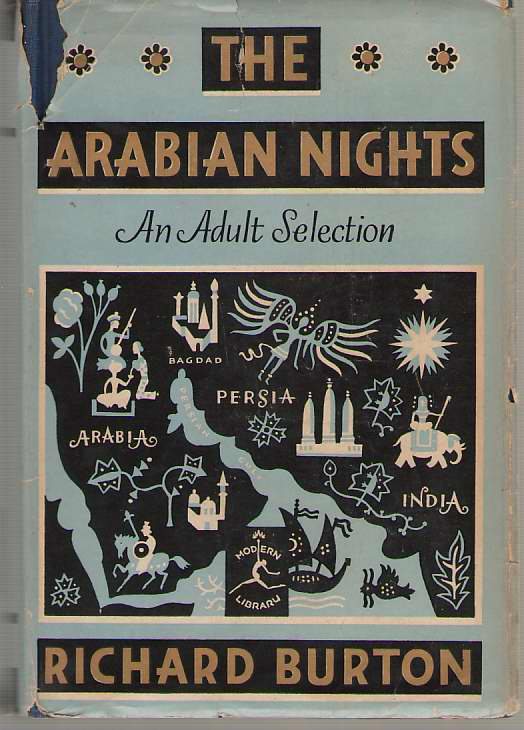 Image for The Arabian Nights' Entertainments Or the Book of a Thousand Nights and a Night