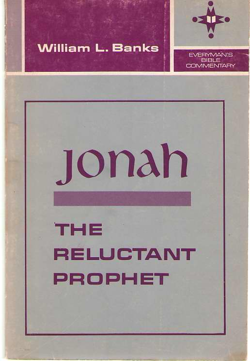Image for Jonah, the Reluctant Prophet