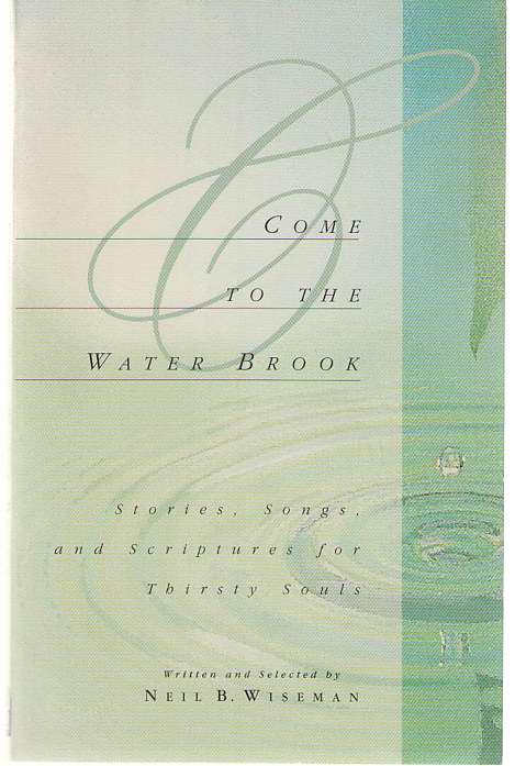 Image for Come to the Water Brook