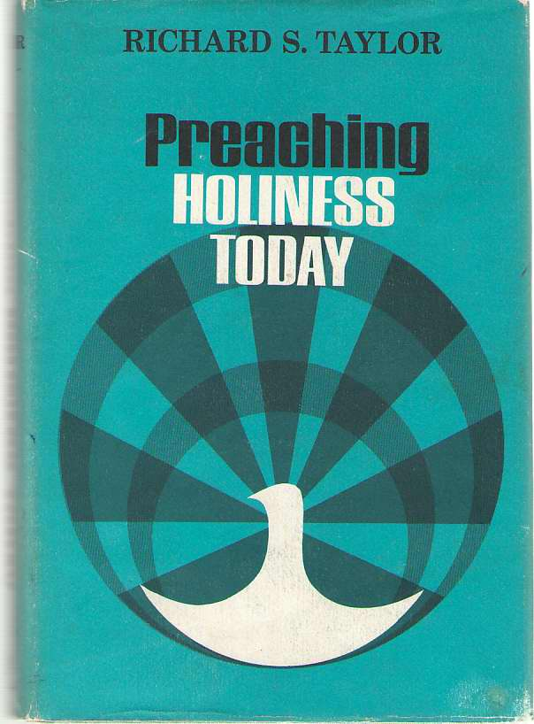 Image for Preaching Holiness Today