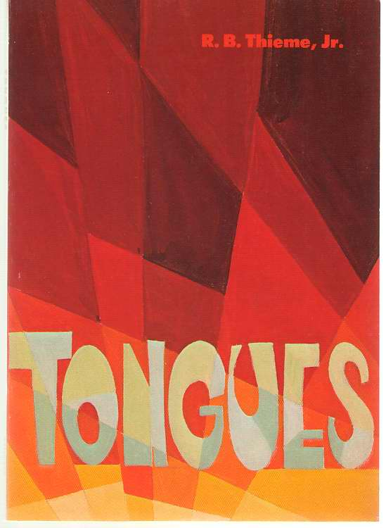 Image for Tongues