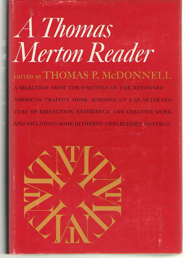 Image for A Thomas Merton Reader