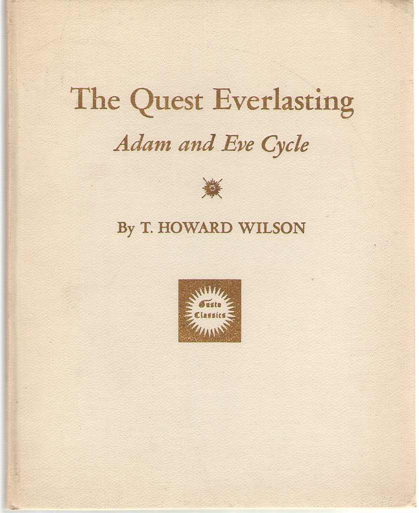 Image for Quest Everlasting Adam & Eve Cycle