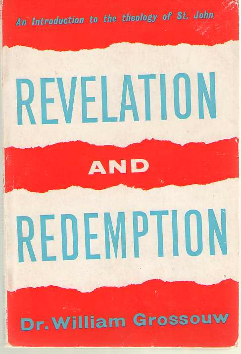 Image for Revelation and Redemption An Introduction to the Theology of St. John