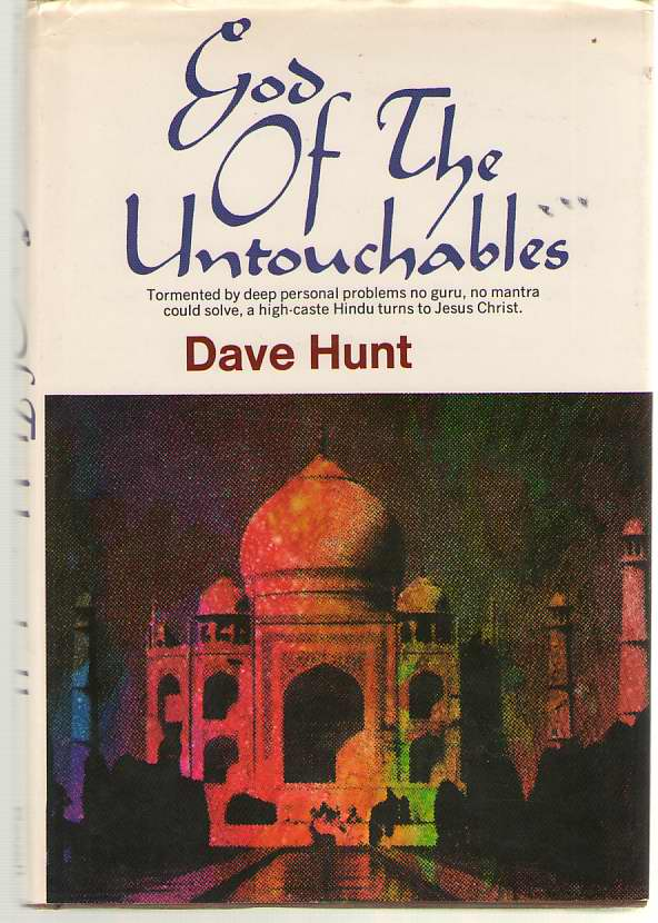 Image for God of the Untouchables